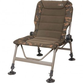 FOX R1 Series Camo Chair - rybárske kreslo