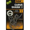 FOX EDGES Curve Shank X - kaprárske háčiky