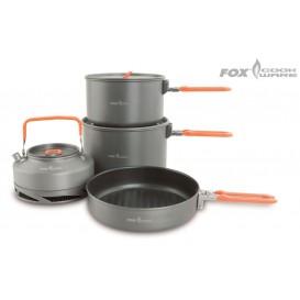 FOX Cookware Large 4pc Set - kuchynská sada