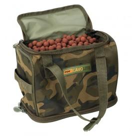 FOX Camolite Bait Air Dry Bag Medium - taška na boilies