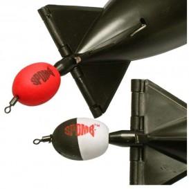 SPOMB Floats - plaváky na kŕmne rakety
