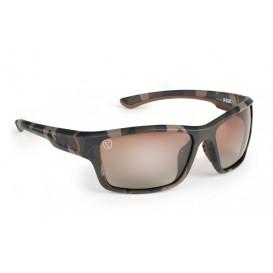 FOX Camo Brown Fade Lense - polarizačné okuliare