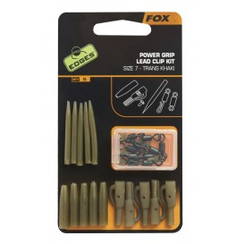 FOX EDGES Power Grip Lead Clip Kit - závesná montáž