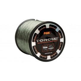 FOX Torque Line 0.33mm 1000m Green - monofil
