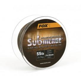 FOX Submerge 600m 0.16mm 25lb - potápavá šnúra
