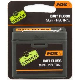 FOX EDGES Bait Floss Neutral - šnúrka na nástrahy