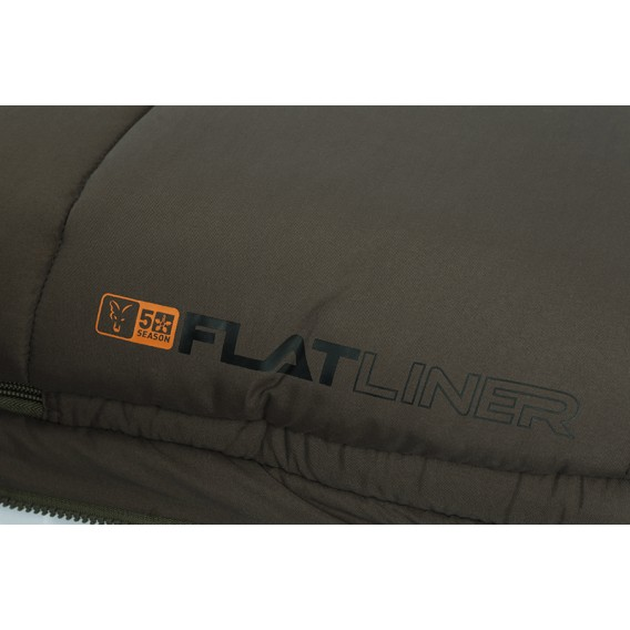 FOX Flatliner 6 Leg 5 Season Sleep System - lehátko so spacákom