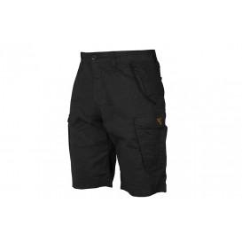 FOX Collection Black/Orange Combat Shorts - kraťasy