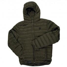 FOX Chunk Olive Quilted Jacket - zateplená bunda