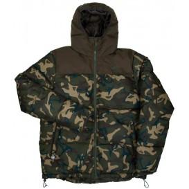FOX Chunk Camo/Khaki RS Jacket - kamuflážna bunda