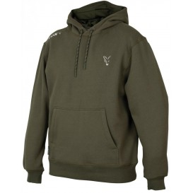 FOX Collection Green/Silver Hoodie - mikina