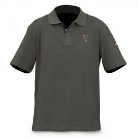 FOX Polo Shirt Green - polokošeľa