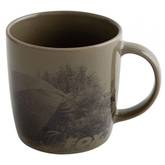 FOX Scenic Ceramic Mug - keramický hrnček