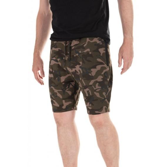 FOX Camo Jogger Shorts - krátke tepláky