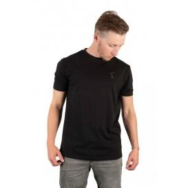 FOX Black T-Shirt - tričko