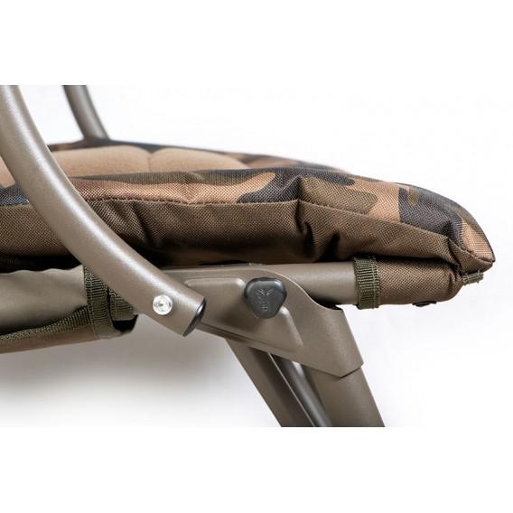 FOX Super Deluxe Recliner Highback Chair - luxusné rybárske kreslo