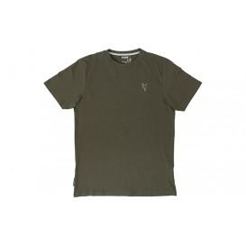 FOX Collection Green/Silver T-Shirt - tričko